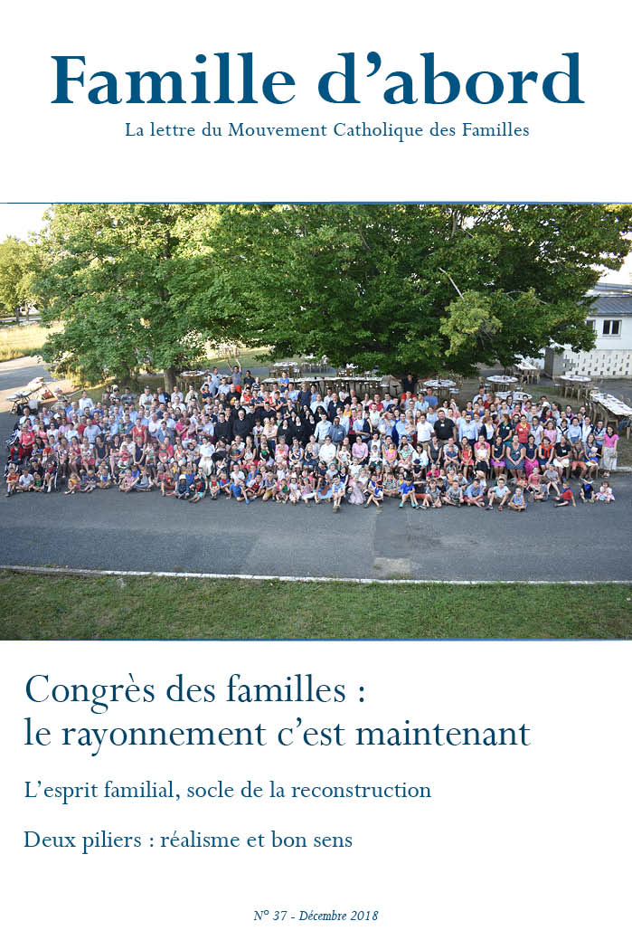 famille d'abord