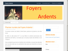 Foyers ardents
